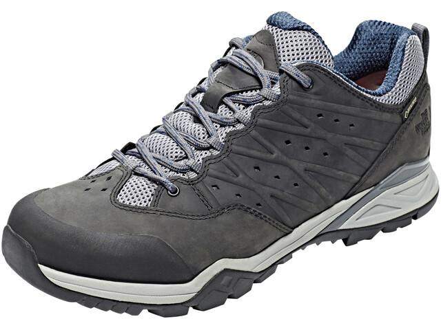 The North Face M's Hedgehog Hike II GTX Shoes Zinc Grey/Shady Blue